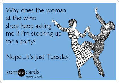 Wine Tuesday