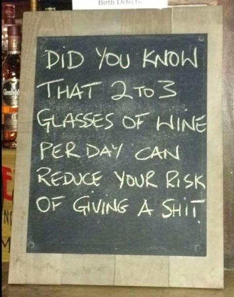 Wine %$# Sign